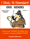 1601 - Our Heroes! Complete Elementary Unit