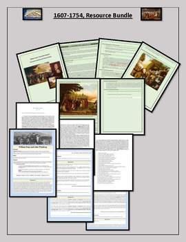 1607-1754 Resource Bundle