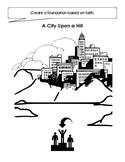 """1630 - """"City Upon a Hill"""" - Create a Foundation Based on Faith"""