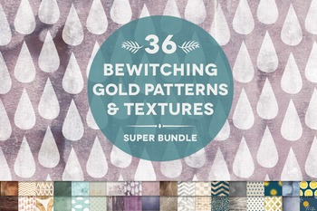 168 Eclectic Textures & Patterns
