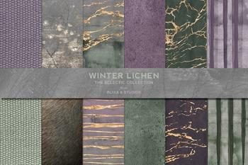 168 Marbleized Patterns & Textures