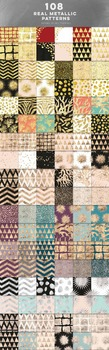168 Subtly Textured Patterns for Crafts, Collages & Creative Projects