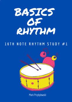 16th Note Rhythm Study #1