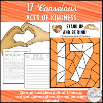 17 CONSCIOUS Acts to Spread Kindness and Compassion