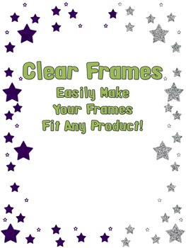 17 Clear Frames for Any Product