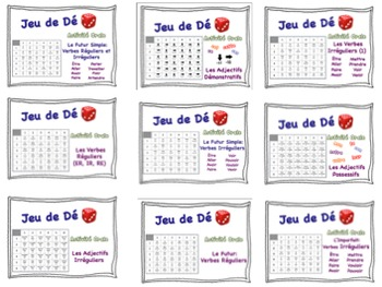 17 French Small Group Speaking Activities to Practice Grammar Points