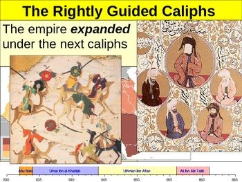 UNIT 3 LESSON 4. Islamic Empire POWERPOINT