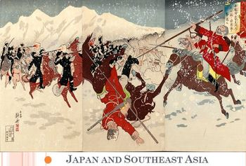 17. Japan and Southeast Asia