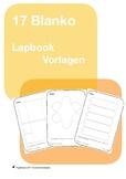 17 Lapbook templates