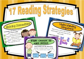 17 Reading Strategies