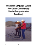 17 SPA Language Culture Free Online Documentary Shorts (co