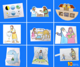 170 Bible Crafts - Huge Pack of Crafts, Coloring Pages and Mini Books
