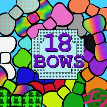 18 BOWS