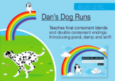 18. Dan's Dog Runs: Mission Spelling Zero Teaches Phonics And Spelling