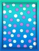 17 Different Colors! Polka Dot Paper!