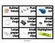18 Drawer Organizer Labels