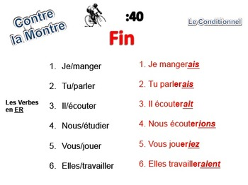 18 French Writing Activities to Practice Various Grammar Topics (18 Powerpoints)