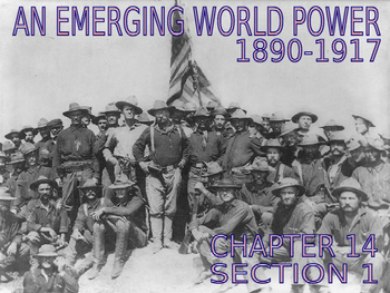 18 - Imperialism - PowerPoint Notes
