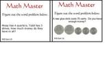 18 Math Task Cards for Station, Center or Pocket Chart
