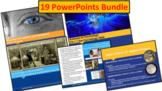 19 Psychology PowerPoints Bundle - Glencoe/McGraw Hill