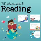 18 Quotes about reading for your classroom wall