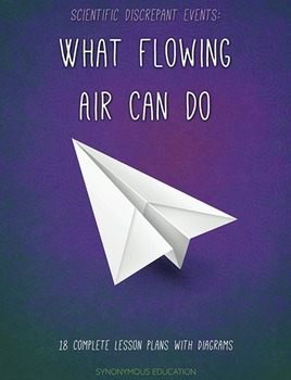 18 Cause and Effect Science Experiments that Explore What Flowing Air Can Do