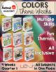 PRESCHOOL CURRICULUM (Age 2-3) - Complete Year Homeschool Preschool