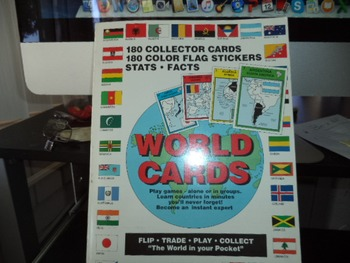 180 COLLECTOR CARDS        ISBN 0- 9629962- 8- 9