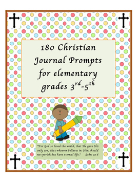 180 Christian Journal Prompts
