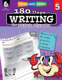 180 Days Of Writing For Fifth Grade (Digital)