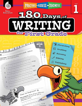 180 Days Of Writing For First Grade (Digital)