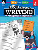 180 Days Of Writing For Fourth Grade (Digital)