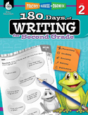 180 Days Of Writing For Second Grade (Digital)