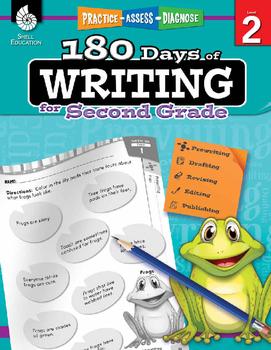 180 Days Of Writing For Second Grade (Digital)