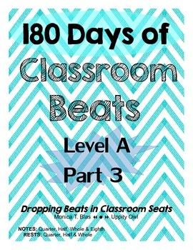180 Days of Classroom Beats - Level A - PART 3