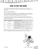 180 Days of Language for Fourth Grade (Week 25 eLesson)