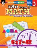 180 Days of Math for Third Grade (eBook)