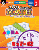 180 Days of Math for Third Grade (eBook)