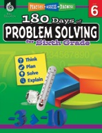 180 Days of Problem Solving for Sixth Grade