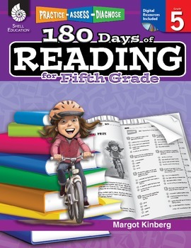 180 Days of Reading for Fifth Grade (eBook)