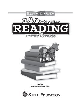 180 Days of Reading for First Grade (eBook)