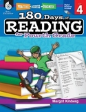 180 Days of Reading for Fourth Grade (eBook)