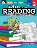 180 Days of Reading for Second Grade (eBook)