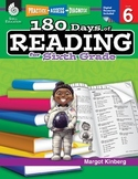 180 Days of Reading for Sixth Grade (eBook)
