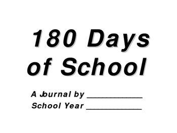 180 Days of School Power Point