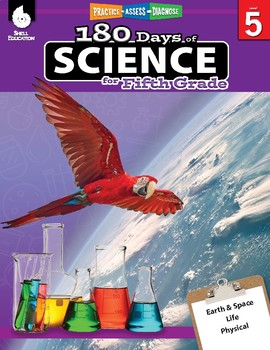 180 Days of Science for Fifth Grade (eBook)