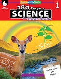 180 Days of Science for First Grade (eBook)
