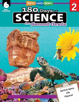 180 Days of Science for Second Grade (eBook)