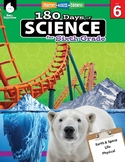 180 Days of Science for Sixth Grade (eBook)