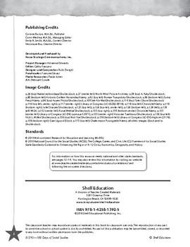 180 Days of Social Studies for Kindergarten (eBook)